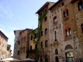 «Город прекрасных башен» Сан-Джиминьяно