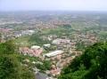 Панорамный вид Сан-Марино