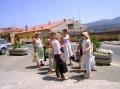 На обзорной экскурсии по острову