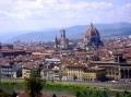 Флоренция. Вид с площади Микеланджело