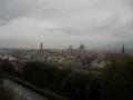 Вид на Флоренцию, Piazzale Michelangelo