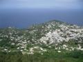 Вид с горы Monte Solaro на о.Капри