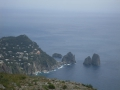 Вид со смотровой площадки, г.Анакапри, о.Капри