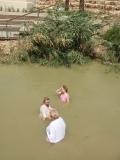 Купание в реке Иордан