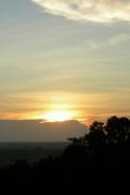 Закат над Ангкором