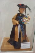 Кукла в национальном ханбоке, автор: Ангелина Кравченко, Москва
