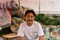 Лаосец русскоговорящий. Уличный рынок. Луанг Прабанг