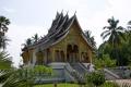 На территории королевского дворца. Луанг Прабанг