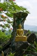 Комплекс храмов на горе Пу Си. Луанг Прабанг