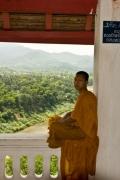 На горе Пу Си. Луанг Прабанг