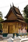 «Розовый храм». Ват Сьен Тонг. Луанг Прабанг