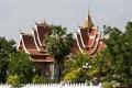 Государственная резиденция около Ват Тат Луанга. Вьентьян