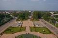 Вид с триумфальной арки Патуксай. Вьентьян