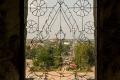 «Витраж». Триумфальная арка Патуксай. Вьентьян