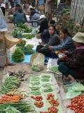 Уличный рынок. Луанг Прабанг