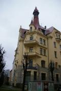 Замок в центре Риги