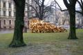 Необычная латвийская елка