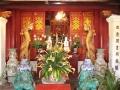 Нефриитовый храм вид изнутри