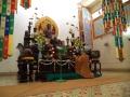Во вьетнамском храме