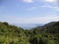 Вид на море с перевала Хай Ван