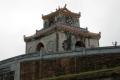 Башня над аркой входа в Цитадель. Хуэ