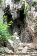 Вход в пещеру, Мраморные горы. Дананг