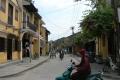 Улица старого города. Одна из … Хойан