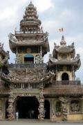 Пагода Чуа Линь Фуок. Далат