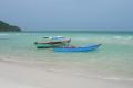 Чистейший пляж Бай Дам. О. Фукок