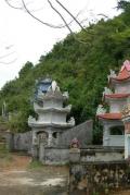 Китайское кладбище, Мраморные Горы. Дананг