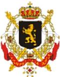 Герб королевства Бельгии