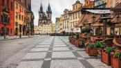 Городская площадь в Праге