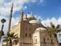 Мечеть Мухаммеда Али, или Алебастровая мечеть, - одна из крупнейших в Каире
