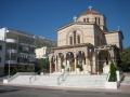 Православный храм в Лутраки
