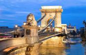 Мост Львов в Будапеште