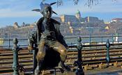 Набережная Дуная в Будапеште