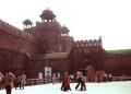 Лал-Кила, или Красный форт — историческая цитадель Дели