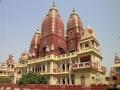 Индуистский храм Лакшми-Нараян в Нью-Дели, столице Индии