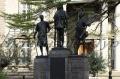 Памятник в Найроби
