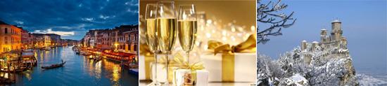 Брызги шампанского: Италия-Франция.