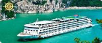 Теплоход Yangtze Gold-3