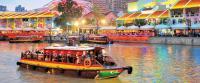 Прогулка по реке Сингапур «Bumboat Tour»
